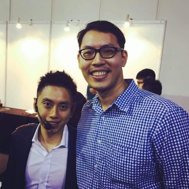 Malaysian Internet Marketeer, Peng Joon