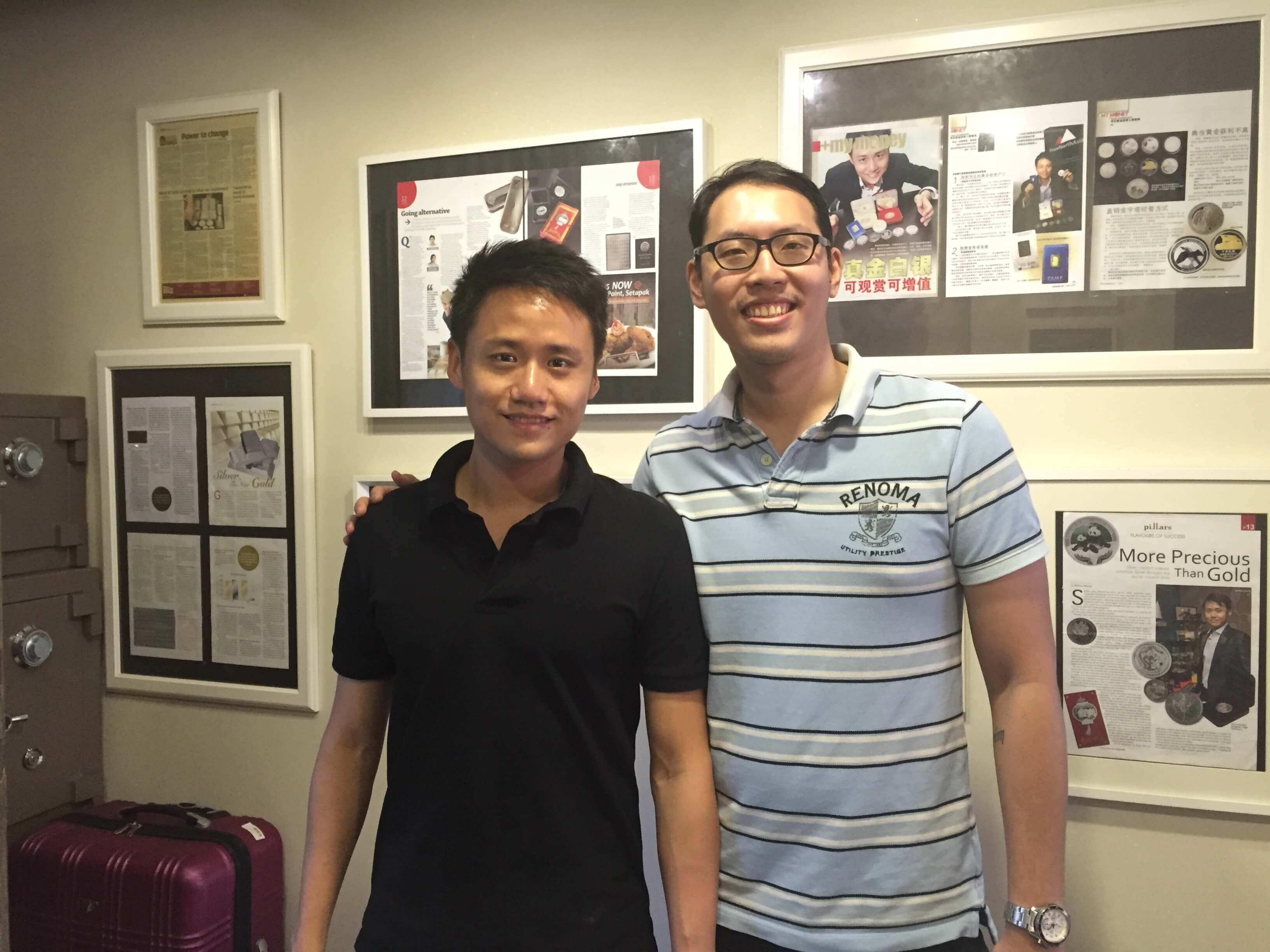 Asia's Youngest Wealth Coach, Jonathan Quek